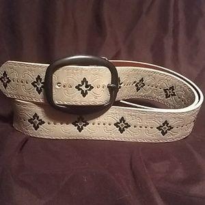 Genuine Leather Levi's Belt Large